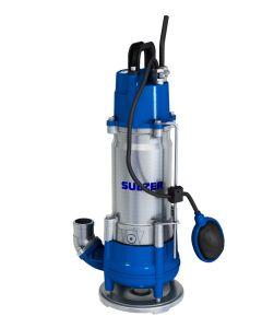 """Pompes à eau submersibles """"SULZER """" type JS12 > JS14 & XJS25 > XJS80"""